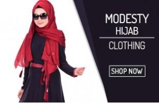 Hijab Wear Modesty Combination